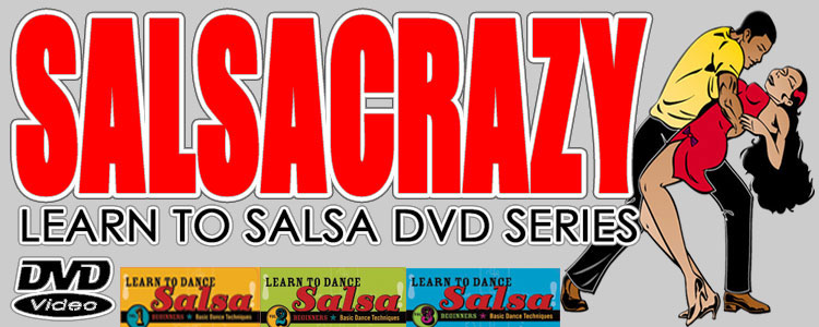Salsa Dance DVD - Ballroom Dance DVDs - Latin Dance Videos, Ballroom Dancing