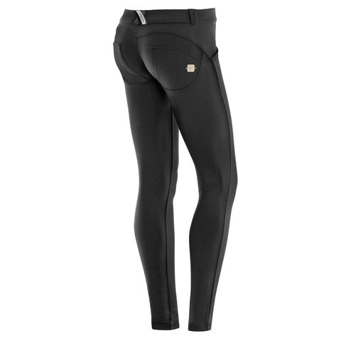 WR.UP® SKINNY LOW RISE IN RAISED D.I.W.O® FABRIC N