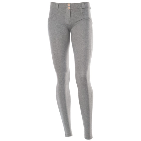 WR.UP® SKINNY - SHAPING EFFECT - LIGTH GRAY H4 - MID WAIST
