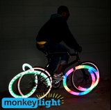 Leds para rueda de bicicleta Monkey Light M210