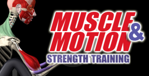 Muscle & Motion - Strength Training (suscripción de 12 meses)