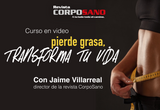 "Curso en video""Pierde peso, transforma tu vida"""