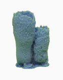 artificial corals mini dual tube sponge