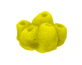 #622 Small Lumpy Sponge aquarium decorations