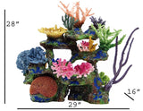 "Artificial coral insert base Plug N Play ""Dominica"""