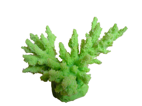artificial corals small bushy acropora