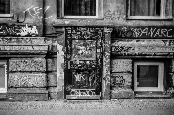 Berlin Door - Johnnyshoots- Fine Art Prints & Photography