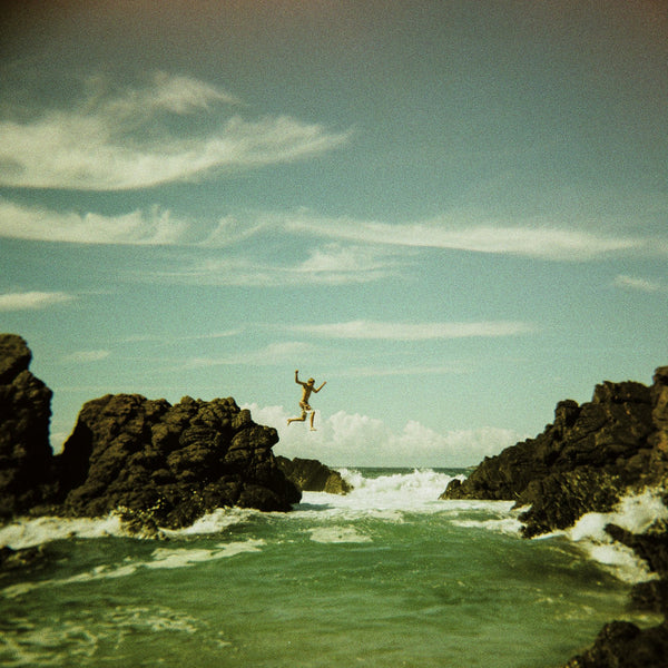Rock Jumping - Johnnyshoots- Fine Art Prints & Photography