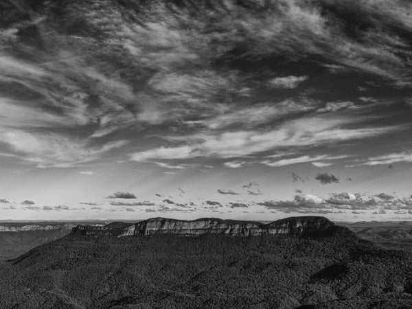 Blue Mountains One - Johnnyshoots- Fine Art Prints & Photography