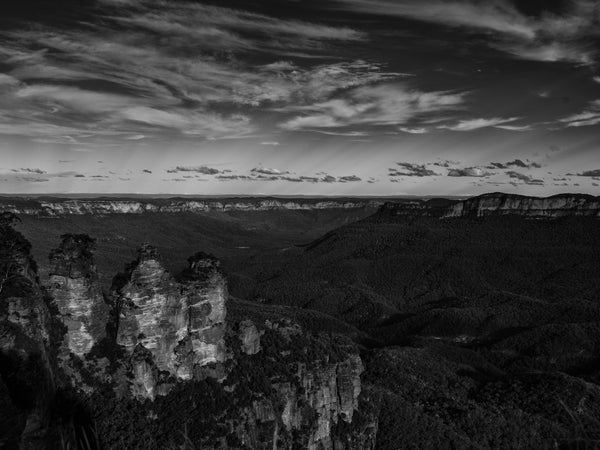 Blue Mountains Three