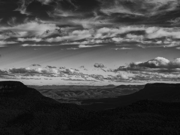 Blue Mountains Two - Johnnyshoots- Fine Art Prints & Photography