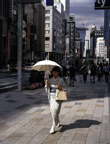 Ginza Lady - Johnnyshoots- Fine Art Prints & Photography
