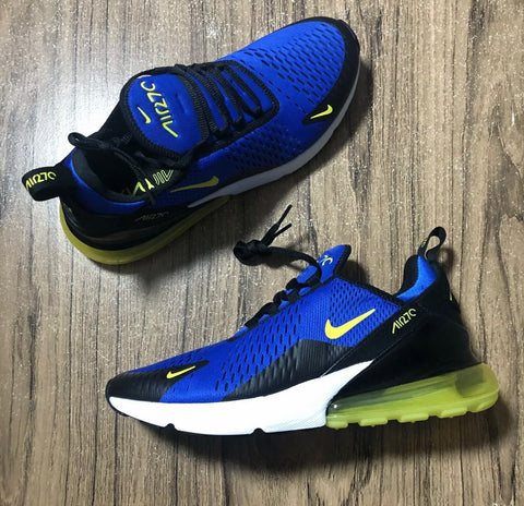 NIKE AIR MAX 270 BLUE VOLT