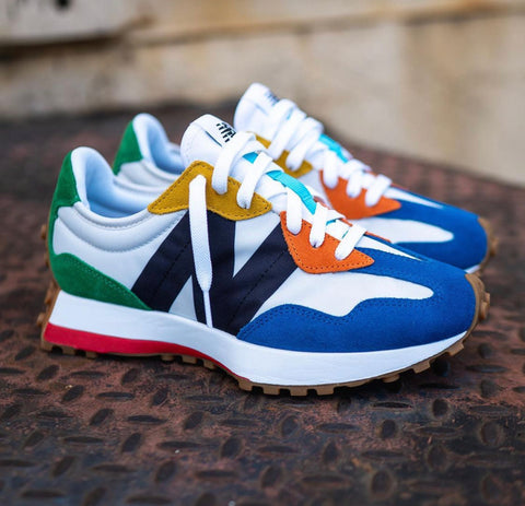 NEW BALANCE RUNNERS MULTICOLORED