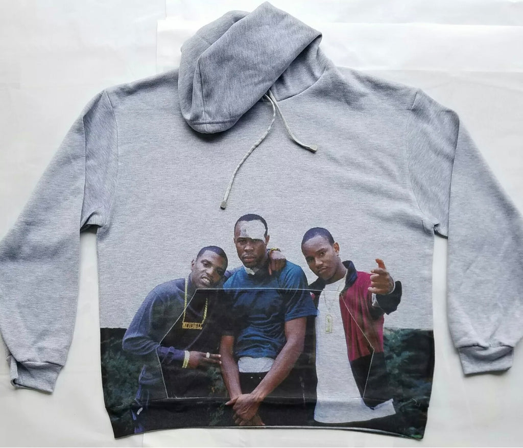 PAID IN FULL HOODIE