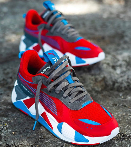 PUMA SNEAKERS SPIDER MAN