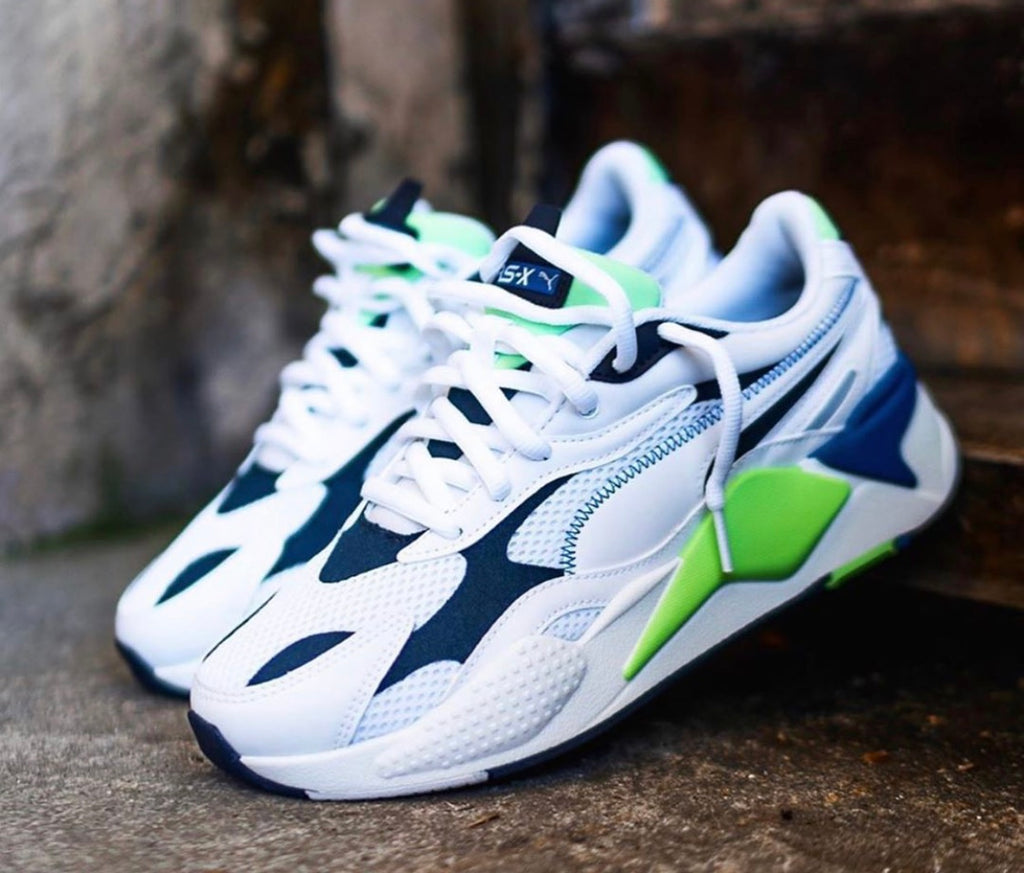 PUMA SNEAKERS MARINERS MENS