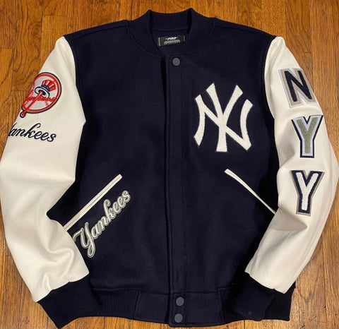 NEW YORK YANKEES EMBROIDERED JACKET