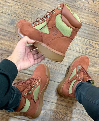 TIMBERLAND WHEAT & BROWN