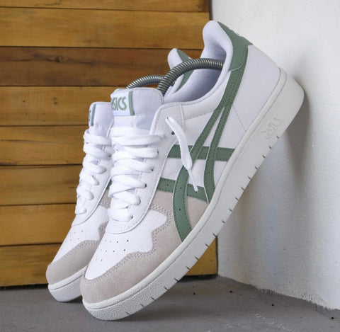 ASICS CLASSIC LOW WHITE OLIVE