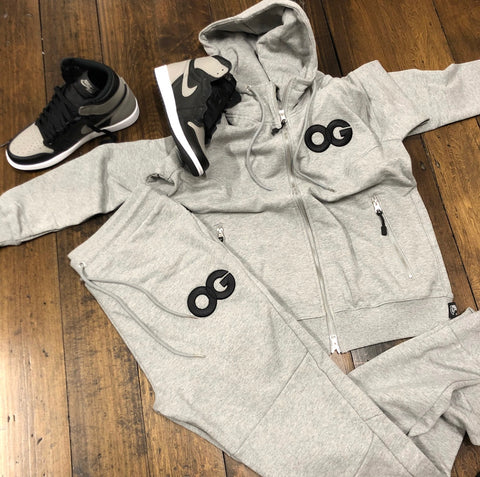 OG SWEATSUIT (TOP & BOTTOM SOLD SEPARATELY)