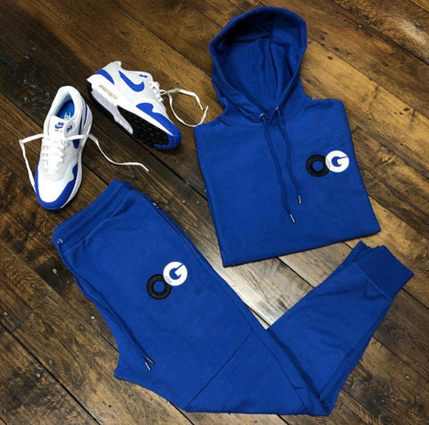 OG SWEAT SUIT ROYAL