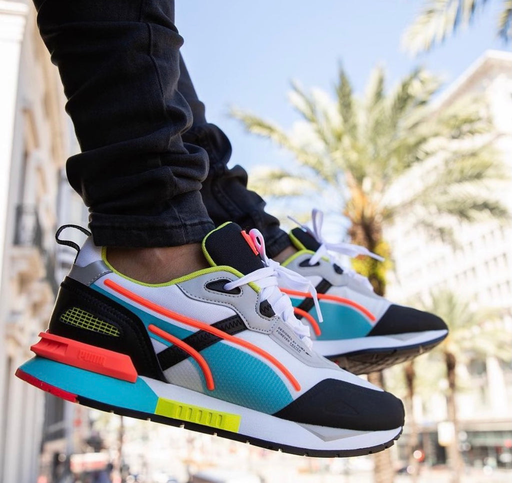 PUMA TRAINERS MULTICOLORED