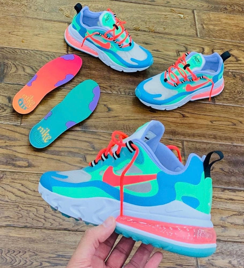 NIKE REACT 270 WATERMELON WOMENS