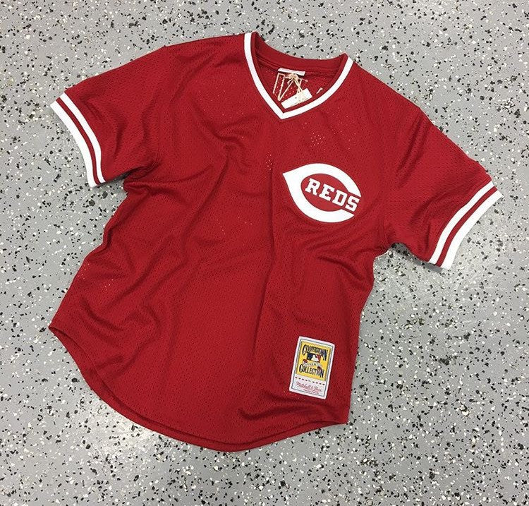 innovative design 42fd4 8442b CINCINNATI REDS JERSEY