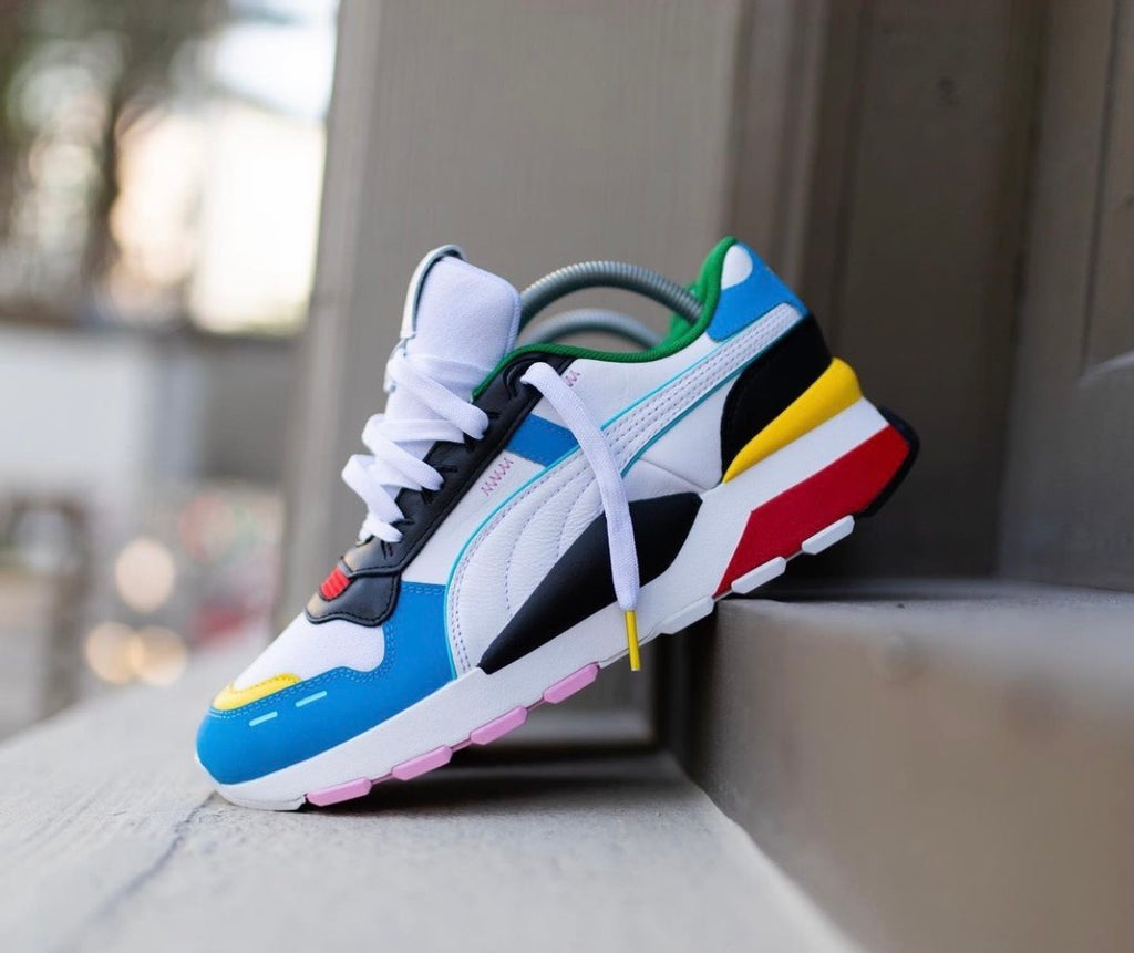 PUMA TRAINER MULTICOLOR