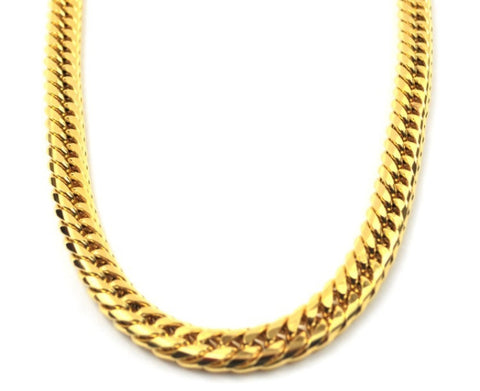 GOLD GLORY CUBAN LINK