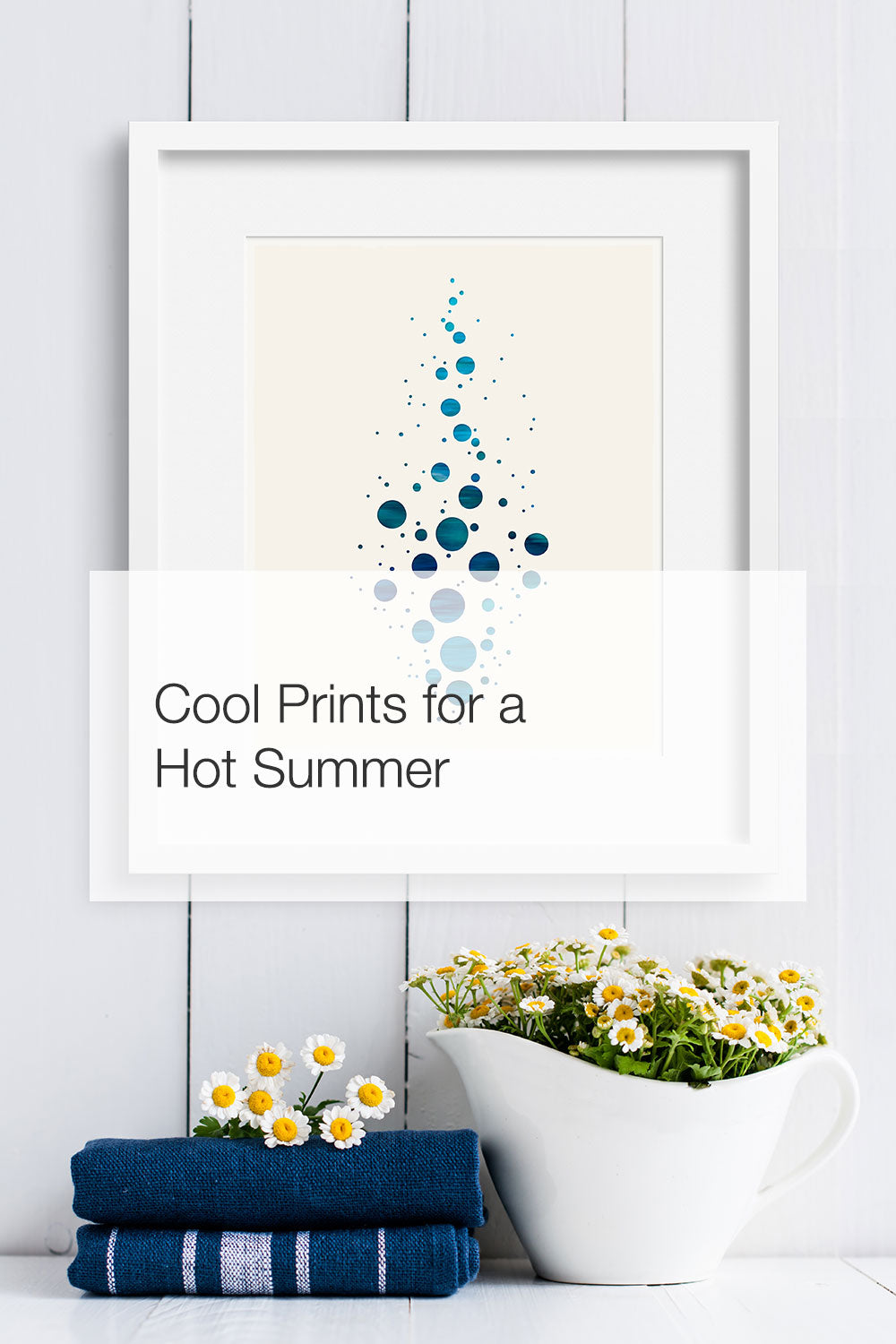 Cool Summer Print Collection by Janet Taylor