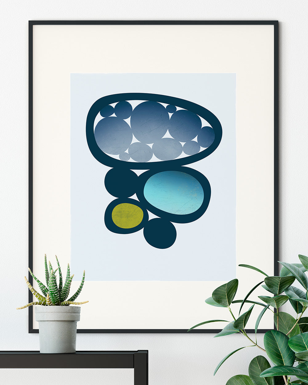 Bubbles & Sunlight: This Print is All About the Spring Thaw