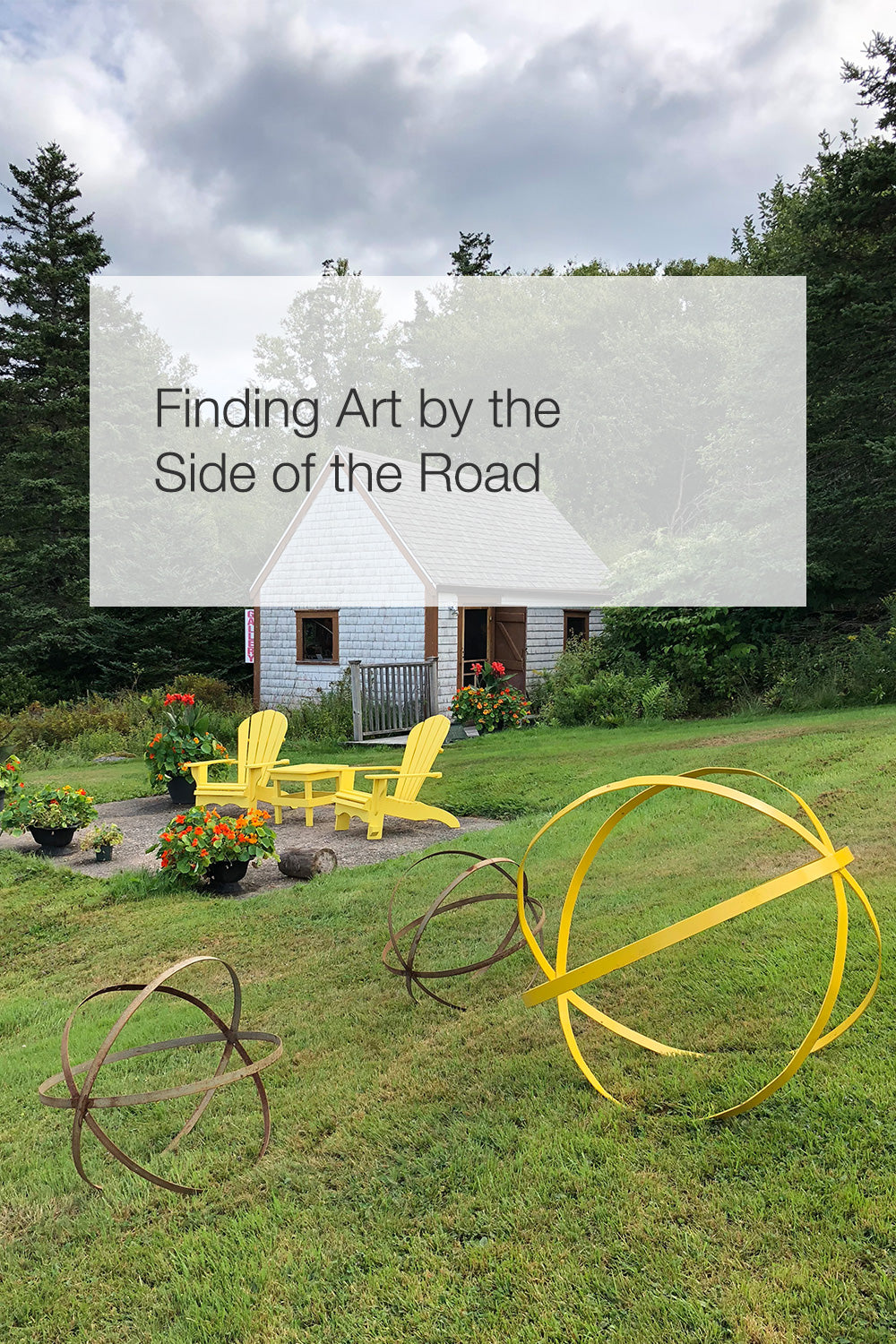 Finding Art by the Side of the Road