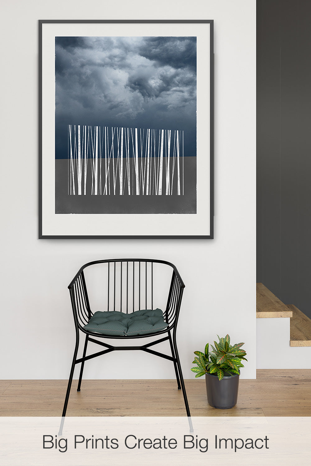 Household Art Stand Oversized Fine Art Print