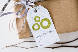 It's a Gift! Printable Holiday Gift Tags for the Collector's Circle