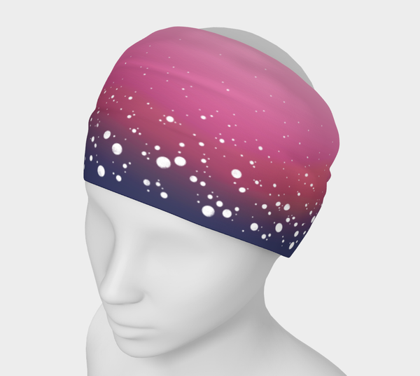 Versatile Headband–Spray Dawn