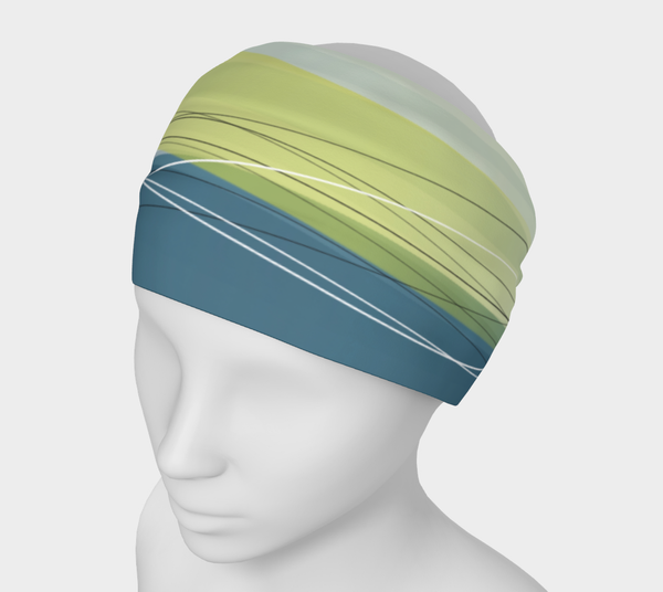 Versatile Headband–Wave Lake