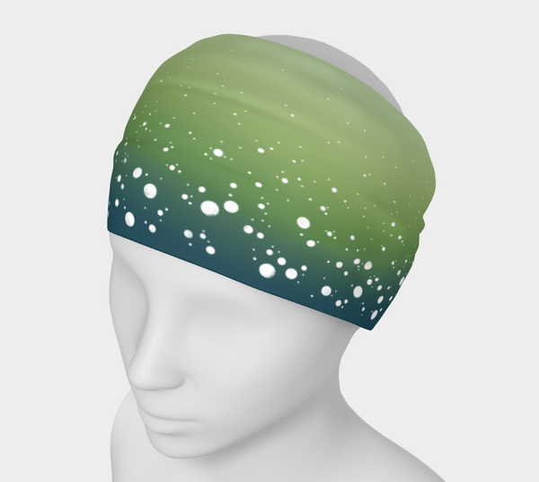 Versatile Headband–Spray Lake