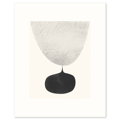 Flow Graphic, a modern limited edition print by Janet Taylor | Household Art