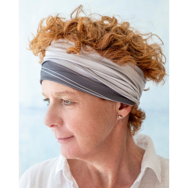 Versatile Headband–Wave Moonlight