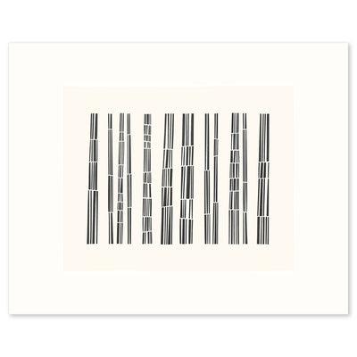 Limited Edition Print Bark Song Graphic by Janet Taylor, Household Art.