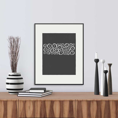 Black Coral Limited Edition Print, by Janet Taylor | Household Art.