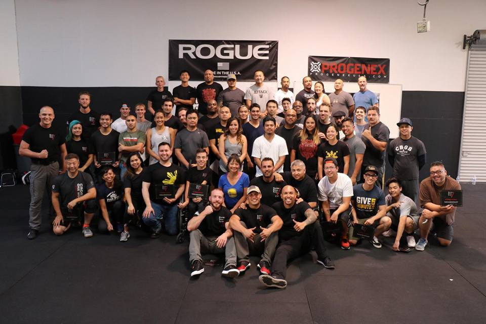 Fred Mastro Seminar | Full Grip Crossfit | San Francisco | October 8, 2016