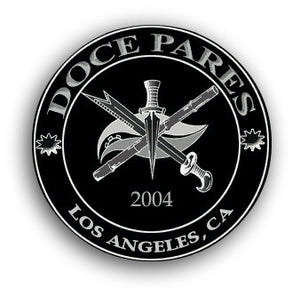 Training with LADP (Los Angeles Doce Pares)