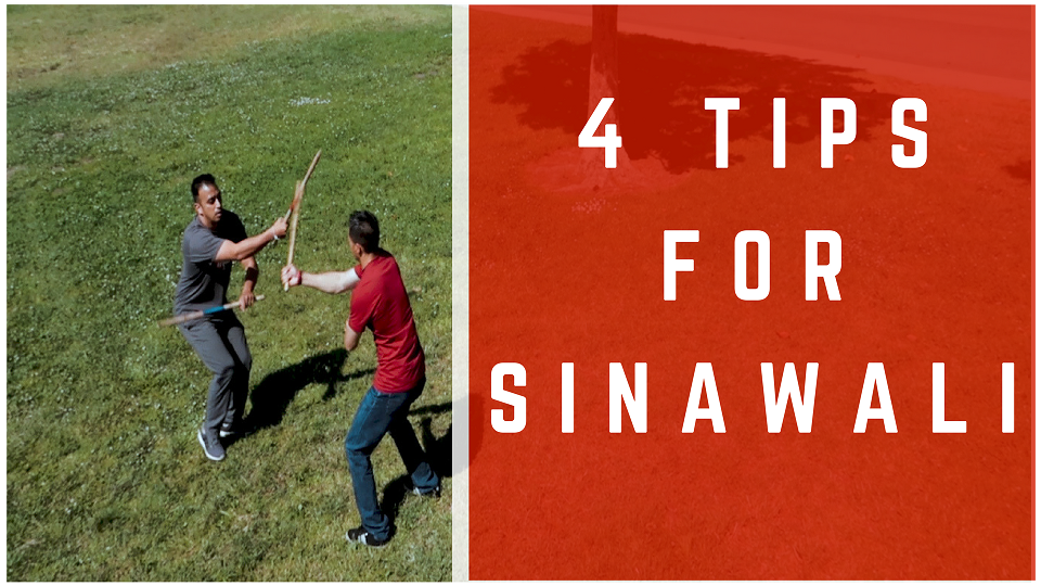 Sinawali Drills | My 4 Tips for a Better Sinawali