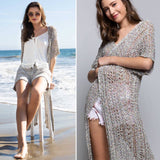 Misty Soft Beautiful Knit Bohemian Top/Light Sweater