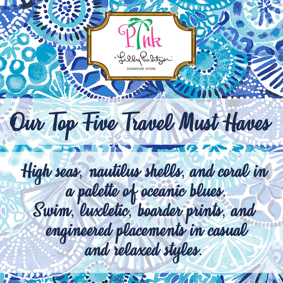 Our Five Travel Must-Haves!