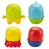 Interchangeable Bath Toys