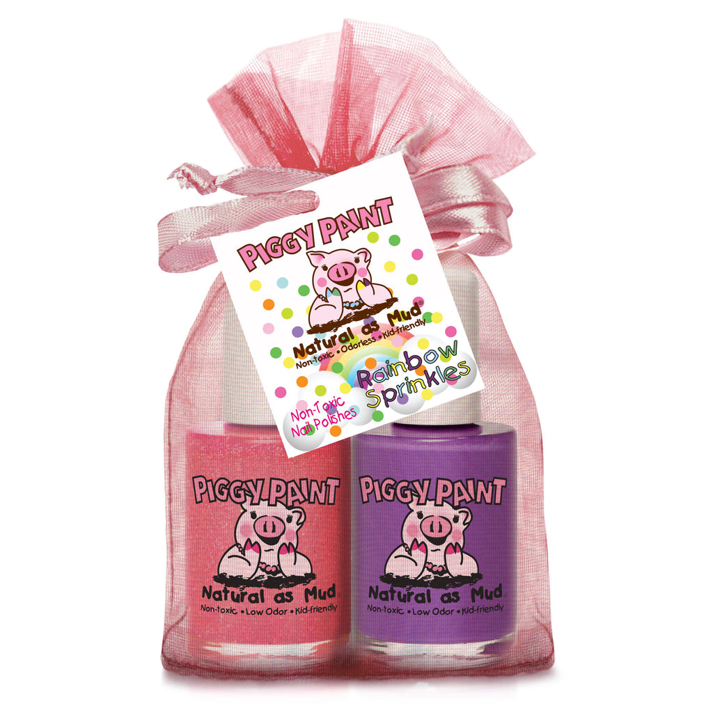 Rainbow Sprinkles 2-pack Gift Set
